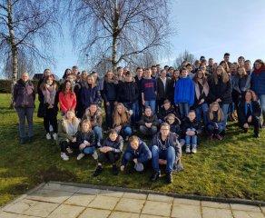 Frankreichaustausch: Das französische Dorf war Ziel eines Schüleraustauschs der Erich Kästner-Gesamtschule